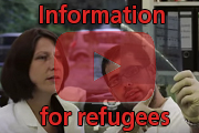Information for Refugees on Youtube