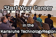 Start your career!